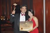 2010 global golden brand award