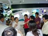 2011 arte showroom visit