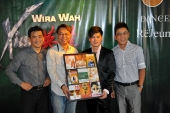 2012 local movie investment wira wah
