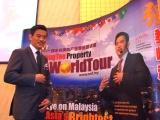 外国人不懂马来西亚 郑水兴自资百万世界巡回推销大马