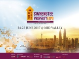 A different Hari Raya at Swhengtee Property Expo